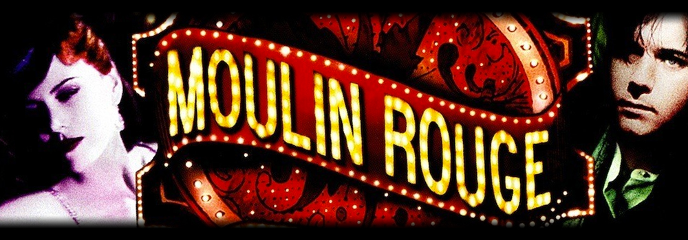 """Smooth Rock N' Roll """"Moulin Rouge"""" Film In"""